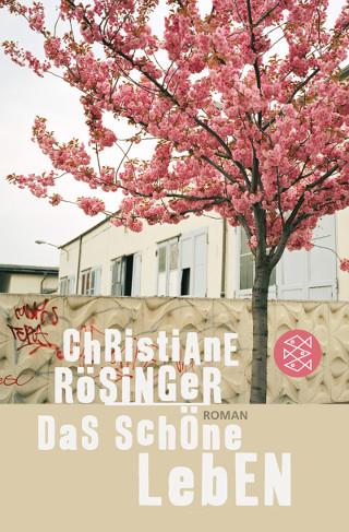 Romancover: Christiane Rösinger : Das schöne Leben - Fischer Taschenbuch Verlag